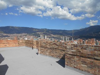 Grand Opening-Roof top terrace Apartment in Laureles Medellin!!!