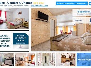 Joli Duplex de 120 m² - Confort et Charme