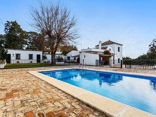 Beautiful villa near Seville with pool