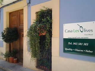 Casa les Olives, Benigembla