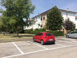 Appartamento confortevole vicino a Ferrara, Galliera