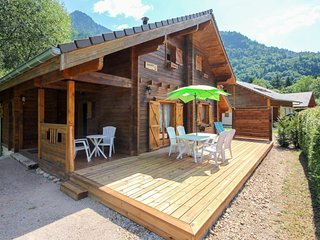 Beautiful chalet with terrace