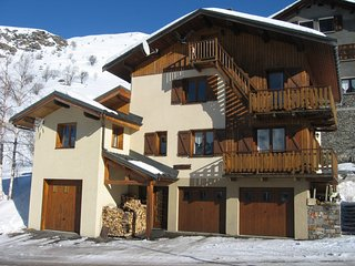 Apartment - 600 m from the slopes