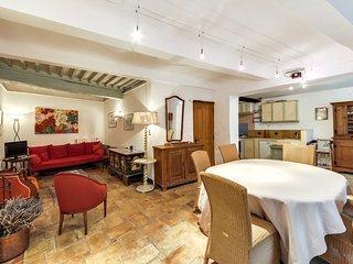 Les Merveilles de Citrinelles - Bright house in an enchanting Vaucluse village, w/ mountain views & WIFI, Saignon