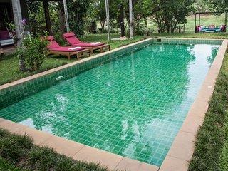 Paya Villa, Chiang Mai Riverfront Home