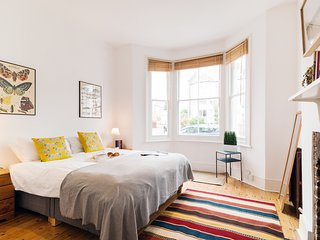 The Kensal Green Garden Apartment, London