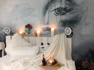 Design Apartment Schiller, moderne Ferienwohnung, Nideggen