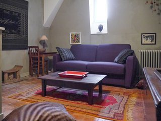 Beautiful apt in Saumur & Wifi