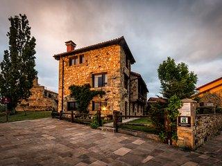 Casa rural La Coruja del Ebro, Polientes