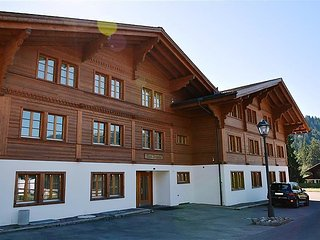 3 bedroom Apartment in Gstaad, Bern, Switzerland : ref 5031170