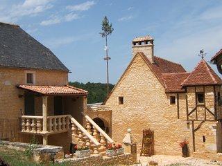 gites chambre des3 vallée, Salignac-Eyvigues