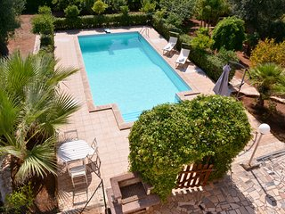 Rent property in Puglia with private pool - Villa Lidia - Beaches at 20' drive