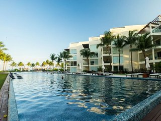 2 Bedroom, Ocean View Condo at The Elements, Riviera Maya