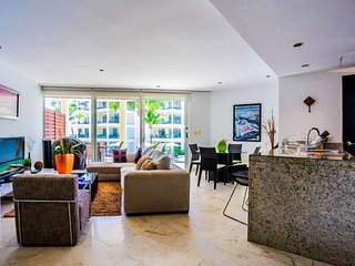 2nd floor, ocean view condo at The Elements, Riviera Maya