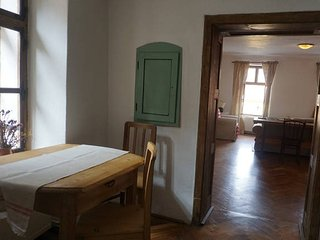 Charming apartment in saxon medieval citadel, Sighisoara