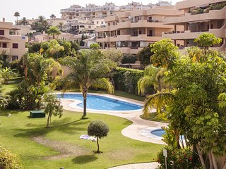 Stylish Apartment in La Cala de Mijas, AirCon, Wifi