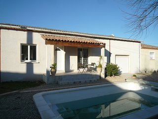 House - 30 km from the beach, Calvisson
