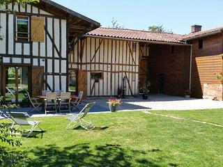 Belle et Grande Maison au Lac du Der - Terrain entièrement ferméet parking privé