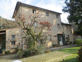 Toscane-Lucca: villa de charme dans superbe parc, Orbicciano