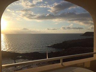 Esplendida vista al mar en Callao Salvaje