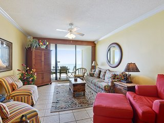 Pelican Pointe #1204~ 3 beds/2 baths on 12th floor