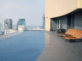 1 BR | Sukhumvit 24 | Sky Pool | BTS | Emquartier