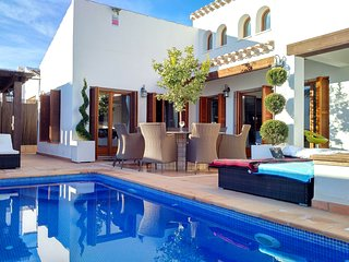Golf resort 5* villa w pool&Jacuzzi