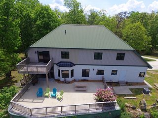 Chattanooga vacation rentals 'Cloud 9', Bluff view sleeps 10