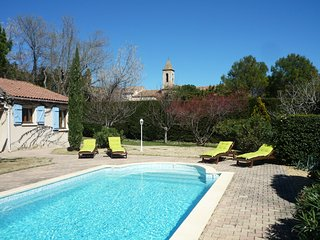 Large house with swimming pool, Montpellier