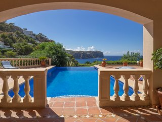 VILLA MORAGUES with AMAZING VIEWS, Port d'Andratx