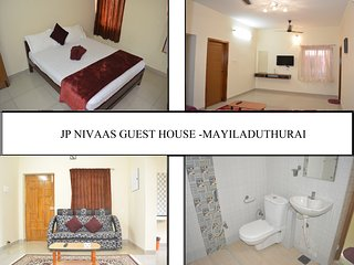 JP Nivaas Guest House - 2BHK-Air conditioned - F2, Mayiladuthurai