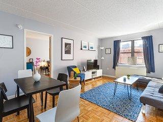Spacious Lower East Side 2 Bedroom 2 Bath
