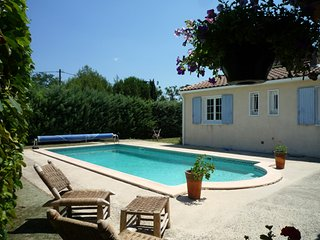 House - 25 km from the beach, Montagnac