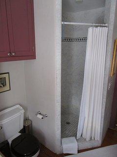 Main bath, second floor
