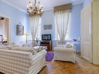 Angelina delux apartment - 105 m big, in heart of