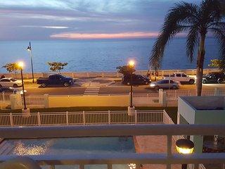 Afternoon ocean view