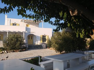 Villa San Dimitrio-House On The Beach