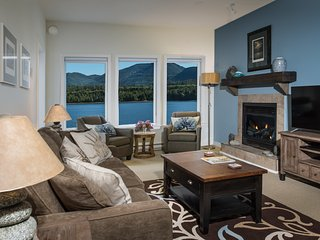 Ucluelet Waters Edge: Luxury 2 Bedroom Concierge Suite