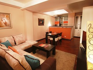 The best apartments in Belgrade, Strong Center