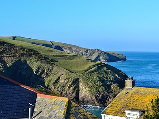 Atlantic View -  With Fabulous Sea and Cliff Views, Port Isaac