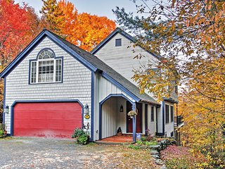 Family Home w/Game Room & Sauna-Mins to Mt. Snow!