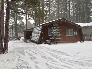 2BR South Lake Tahoe Cabin w/Alpine Views!