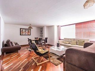 Apartamento en excelente zona de la capital