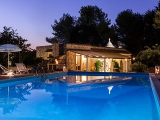 Amazing Trullo in Villa Rental