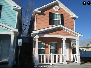 313 Snorkel, New 2-BR Cottage, One Block To Beach!, Myrtle Beach
