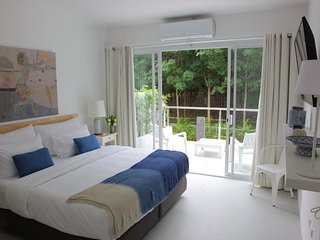 new 2-br terrace house w. pool access Khao Lak PR C15, Khuk Khak