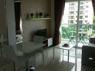 Lovely, but cheap 1 bed condo in Jomtien Resort