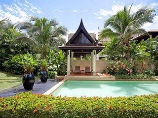 Stylish Layan Beach villa with pool, Bang Tao Beach