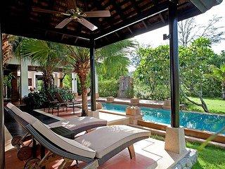 Stunning villa with sea views at Rawai, Bang Tao Beach