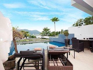 3 bed Patong villa with sea views